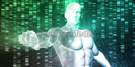 genetische veraenderung