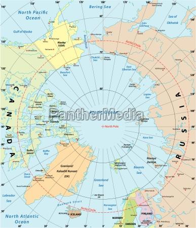 arktis pfahl nord norden arktisch pole