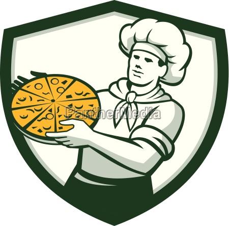 kuchen pizza baecker tortenstueck kuechenchef besitz