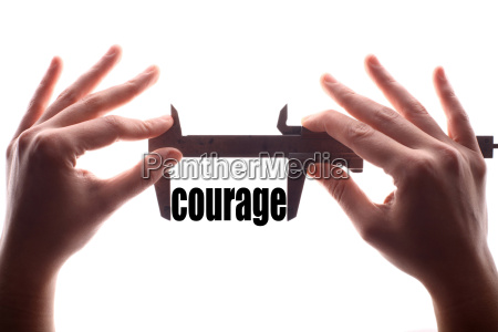 small courage concept