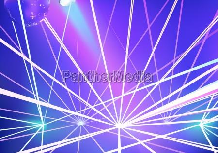 disco hintergrund