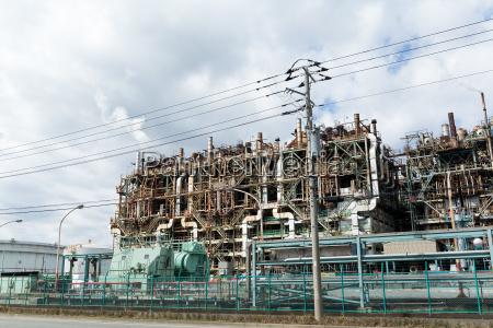 fabriken in kawasaki