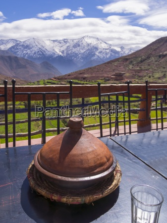 morocco atlas mountains ourika valley anammer