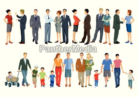 personen und familien