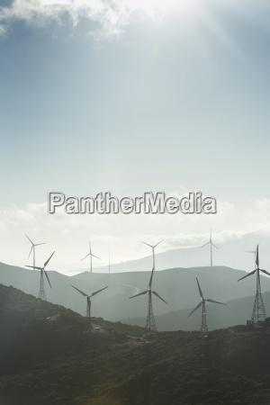 spanien andalusien tarifa windpark gegen die