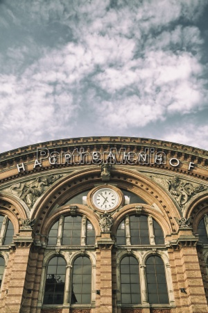 germany bremen central station