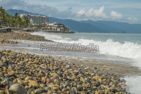 mexico jalisco puerto vallarta view to