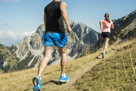 austria tyrol tannheim valley young couple