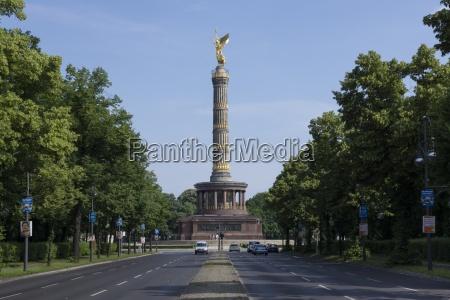 deutschland berlin berlin tiergarten grosser stern