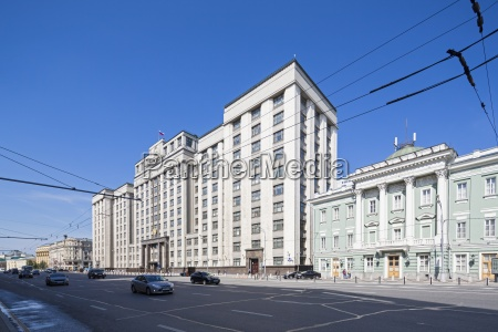 russia central russia moscow state duma