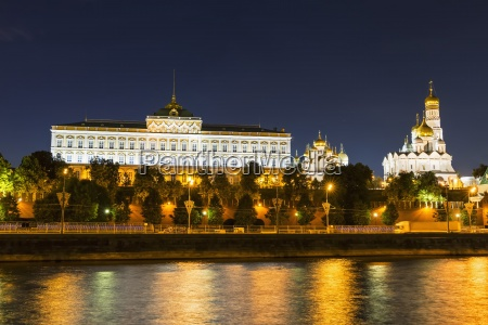 russia moscow kremlin ivan the great