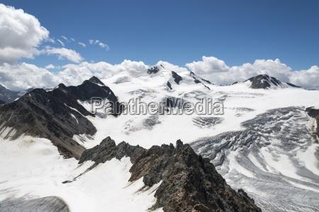 austria tyrol utztal alps pitz