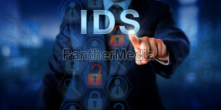 corporate network administrator ids pushing