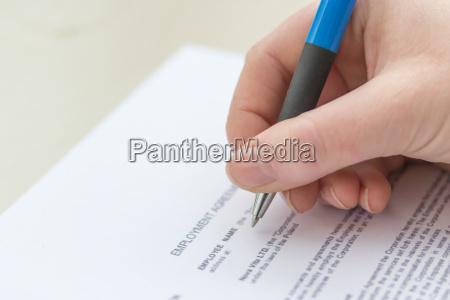 abkommen unterlage dokument dokumentieren unterschreiben vereinbarung
