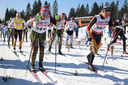 dm langstrecke skilanglauf auf dem notschrei