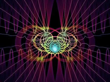 energy of grid lines