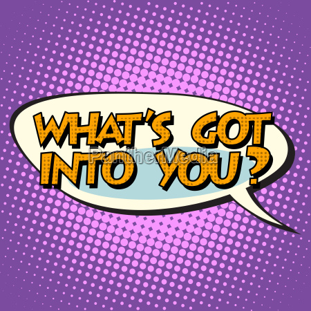 what is got into you retro