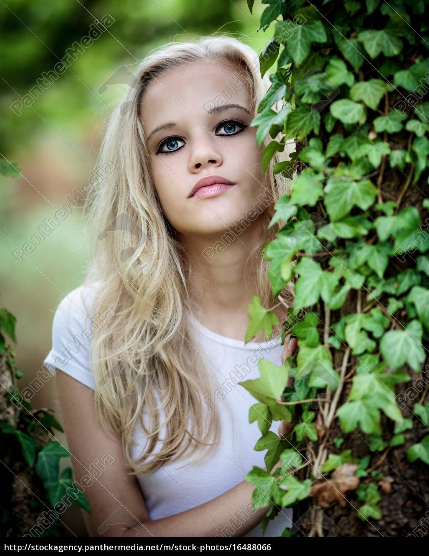 Teenagerin