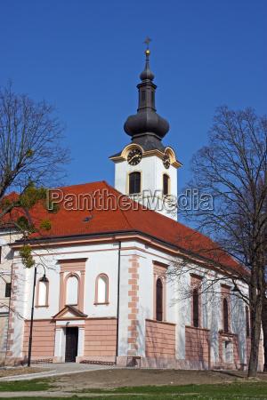 church of saint nicholas koprivnica