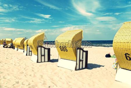 beach baltic sea