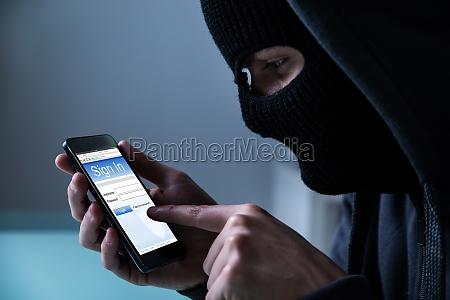 hacker smartphone daten zu stehlen
