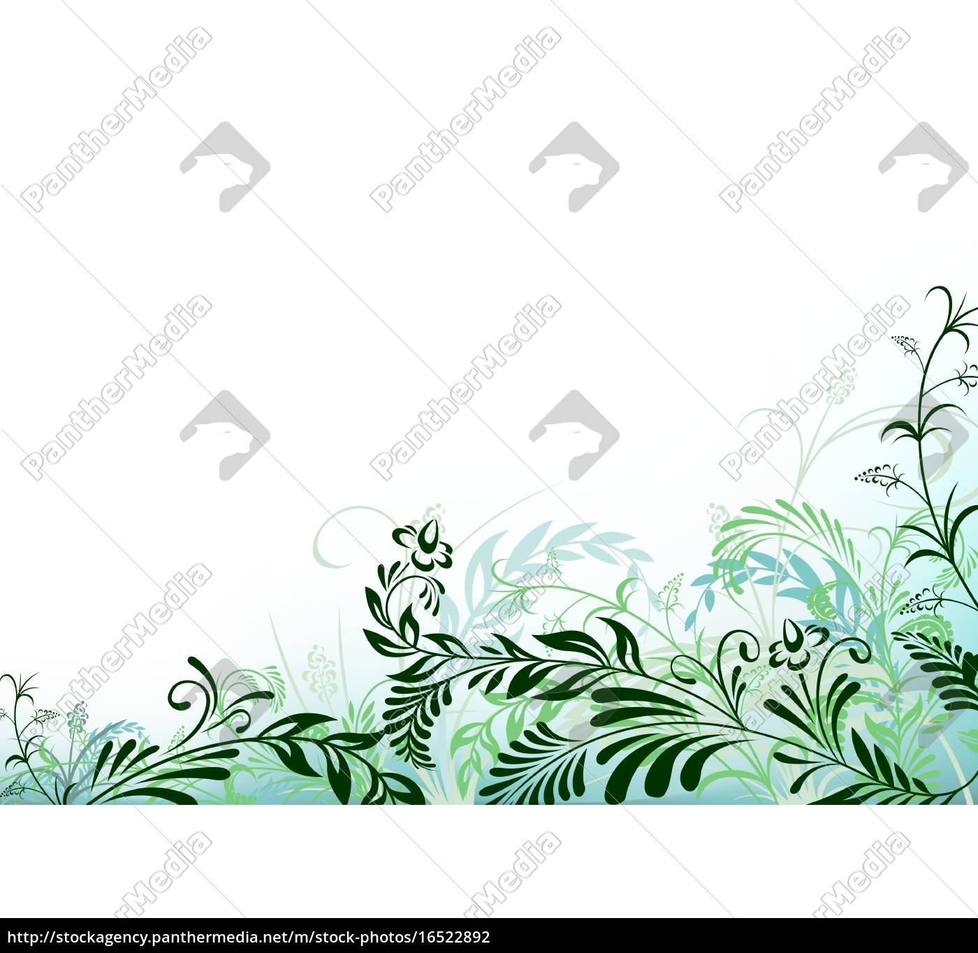 florales, hintergrunddesign - 16522892