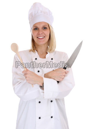 chef cook young cook professional woman