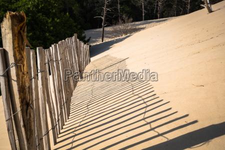duene von pilat auf 114 meter