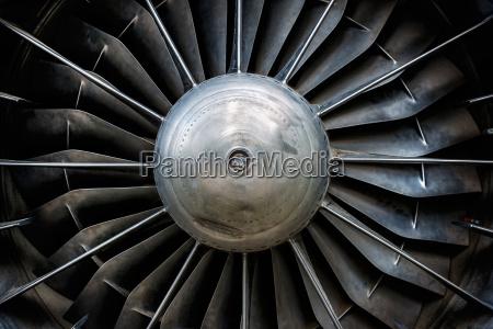 turbine background