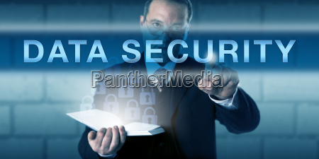 ciso pushing data security