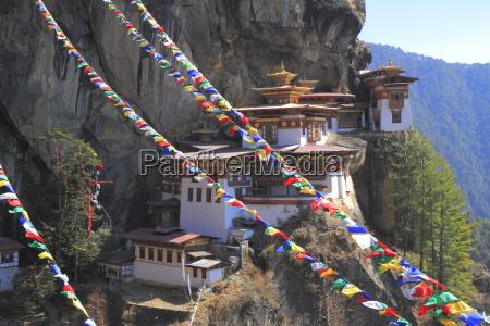 tiger nest kloster taktsang bhutan