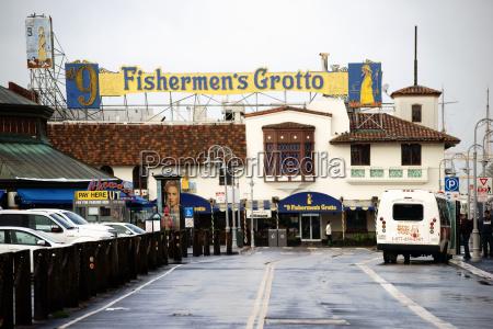 fishermans grotto san fransisco