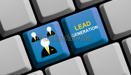 keyboard shows lead generation online