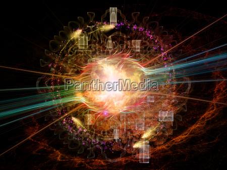 lights of quantum wave