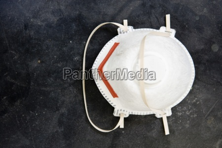fabric beschichtungsanlage schutzmaske
