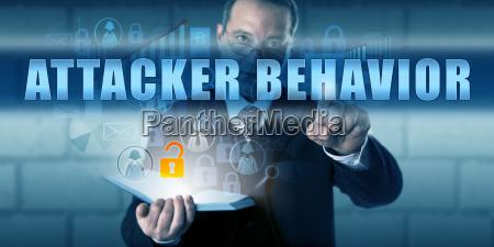 investigative fach pushing attacker verhalten