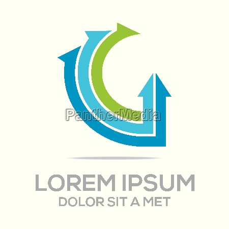 logo vector brief design element eco