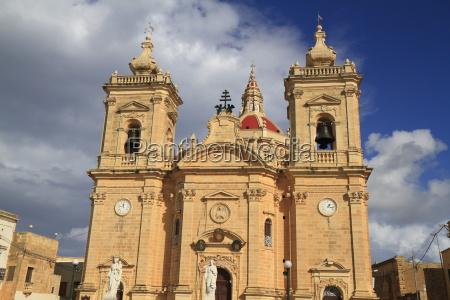 xaghra parish church malta
