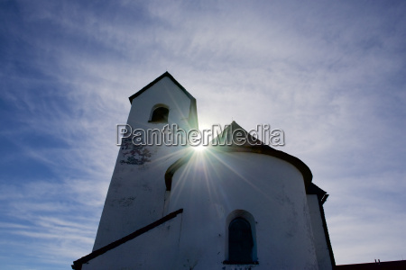 austria tyrol kitzbuehel pilgrimage church hohe