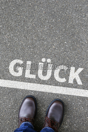 glueck gluecklich zufrieden erfolg erfolgreich konzept