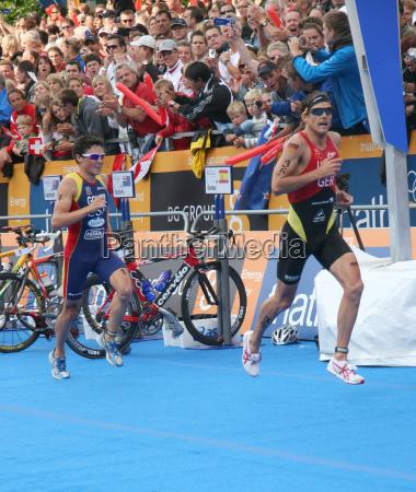 triathlon world championship elite maenner