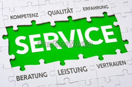 puzzle service