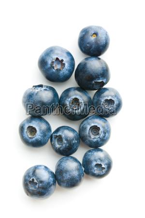 leckere blaubeeren frucht