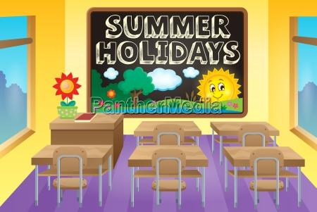 school holidays theme image 3