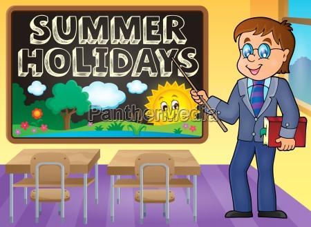 school holidays theme image 5