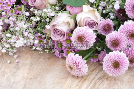 bouquet of flowers for ceremonies