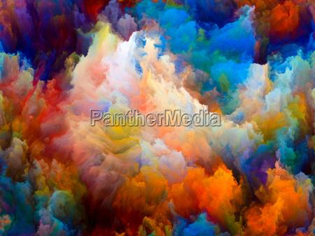 gegen digitale farbe