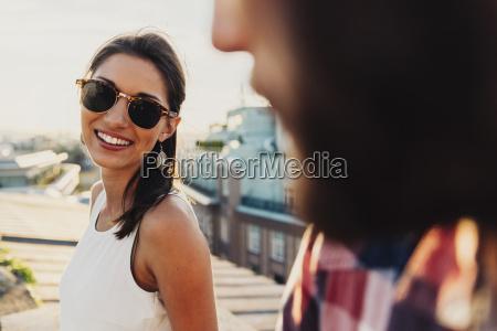 austria vienna portrait of smiling young