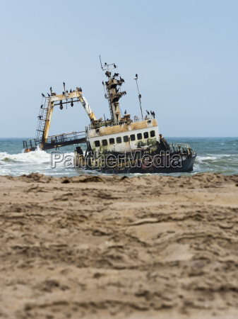 umwelt afrika namibia strand zerbrochen outdoor
