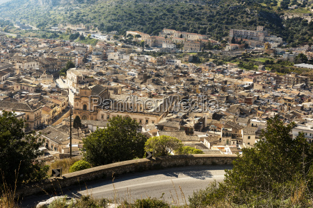 italy sicily province of ragusa val